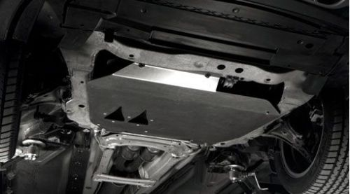 Protective Plate Beneath The Engine, V40 2013>
